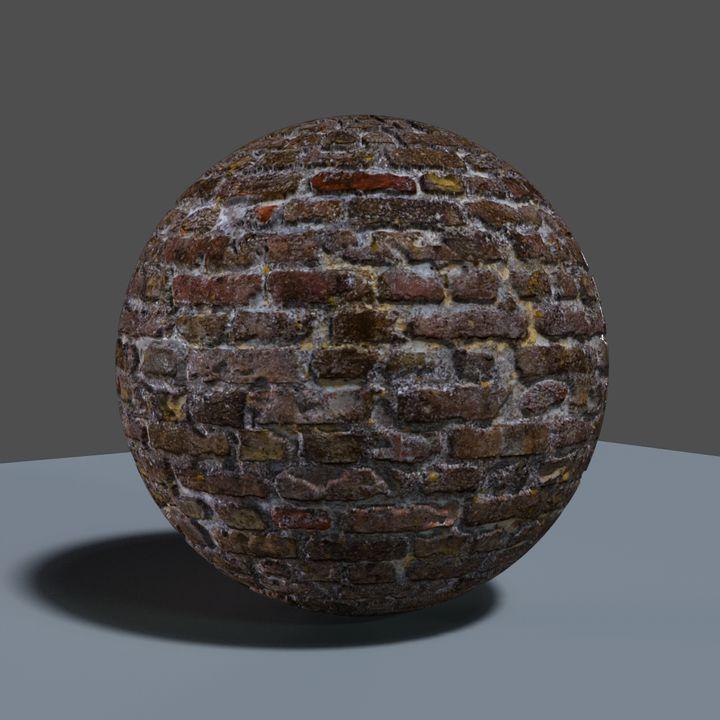 Texture #Sphere #Walkway #Path #Bronze