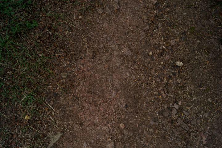 Texture #Ground #Gravel #Road #Soil
